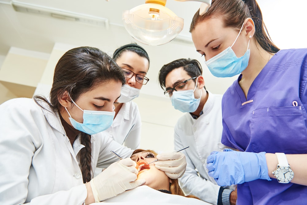 Training of a Dentist