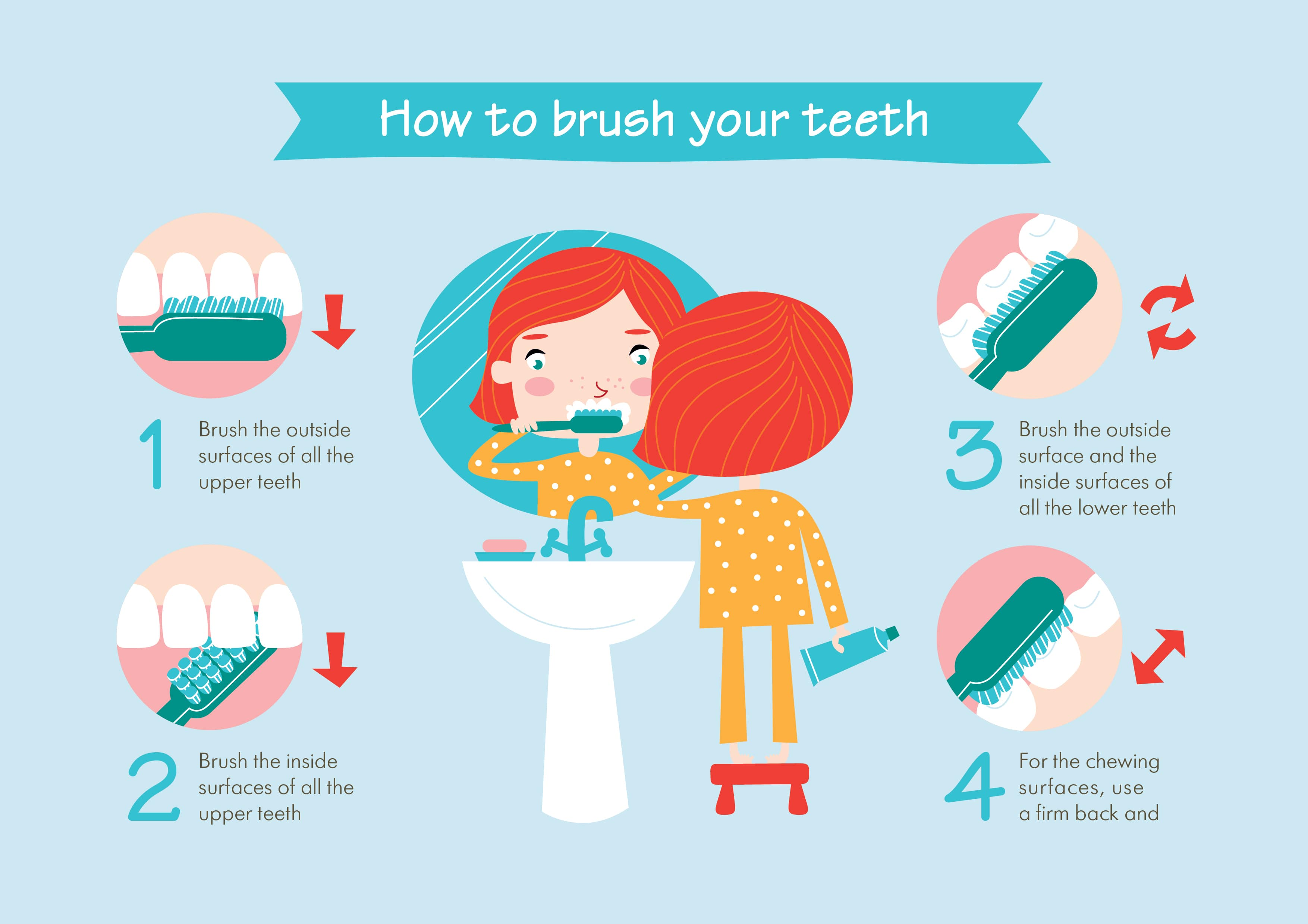 child dental care tips